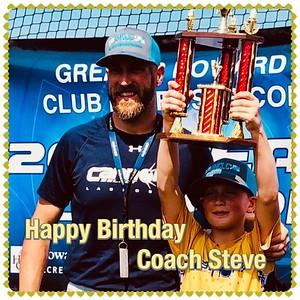 2026 Practice_Coach Steve's Birthday_May 31