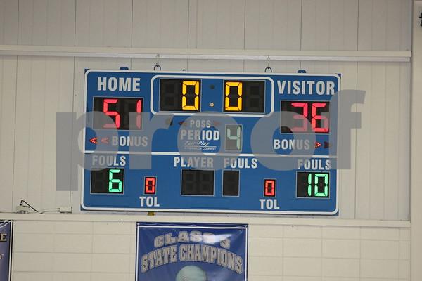 Varsity Boys-Oak Grove vs Sherwood 12-27-07