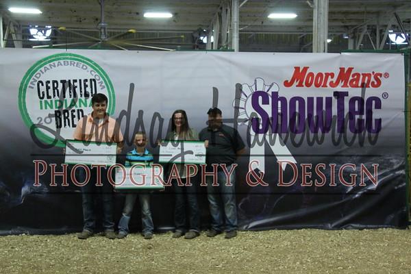 4-H Market Hog - Certified Indiana Bred