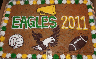 2011 LHS Eagle Football