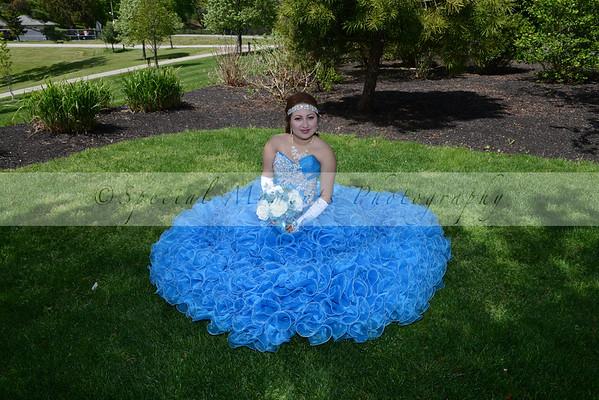 Michelle Mora Sweet15
