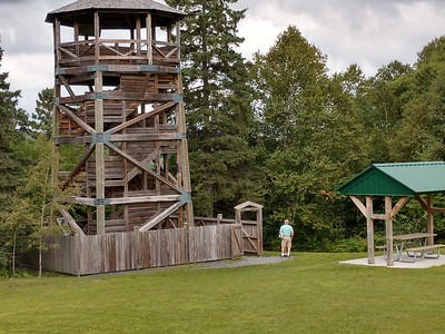 Lac Megantic Observation Tower