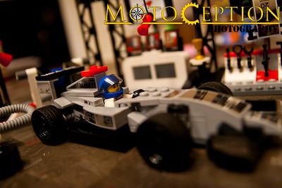 LEGO Racecar