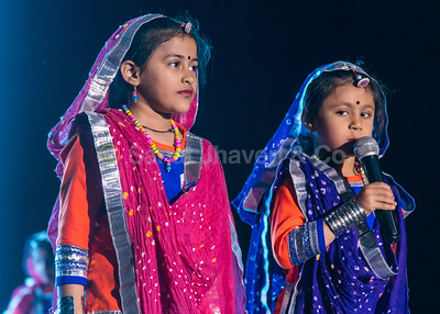 17_Ghoomar from Rajasthan by girls of Sr. F