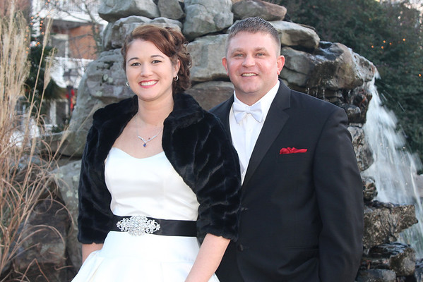 Jenn & Josh Wedding