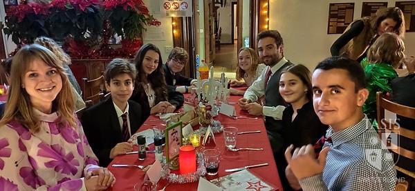 Middle School Christmas Dinner