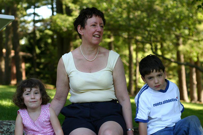 Mum, Dad & Gus Visit Ottawa