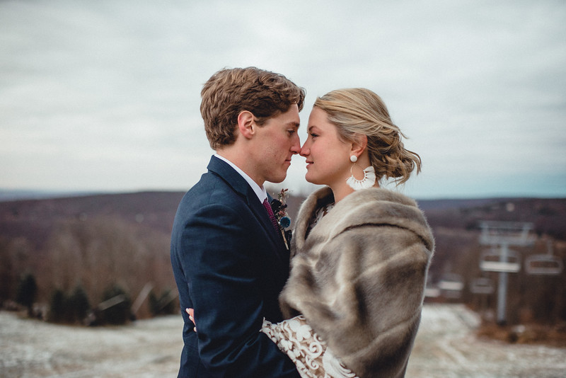 Requiem Images - Luxury Boho Winter Mountain Intimate Wedding - Seven Springs - Laurel Highlands - Blake Holly -1434.jpg