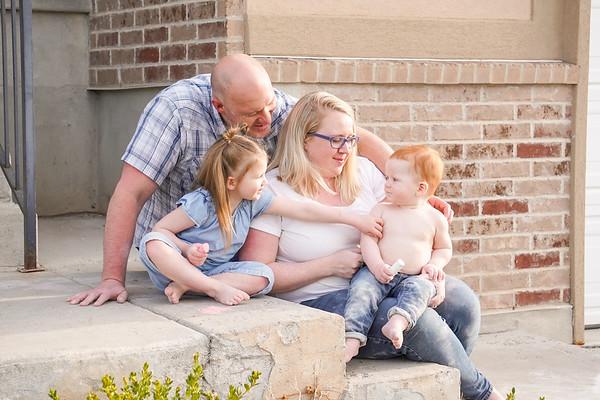 Roxie + Ian Family