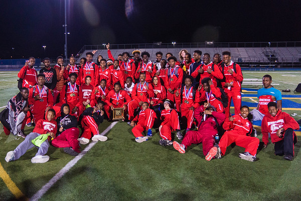 H-F Track & Field 2016-17