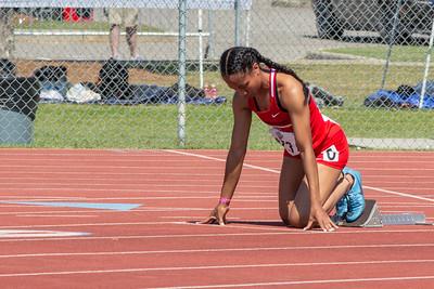 W 400m Trials