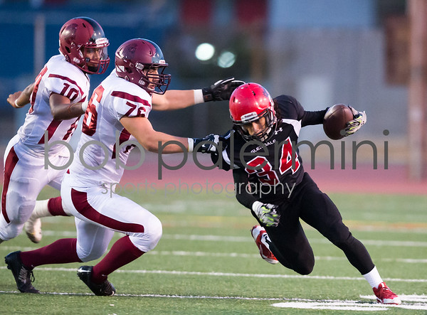 Glendale HS vs La Canada HS Football 9-11-15
