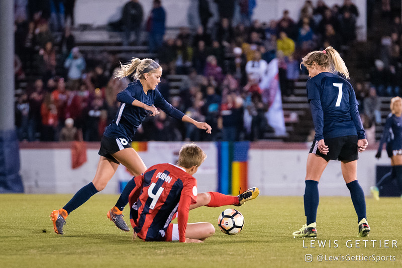 NWSL Preseason - NC Courage vs Washington Spirit