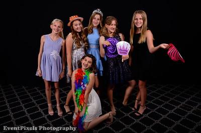 7th Grade Photo Booth