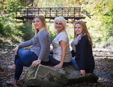"""""""A Mother and her Girls"""""""