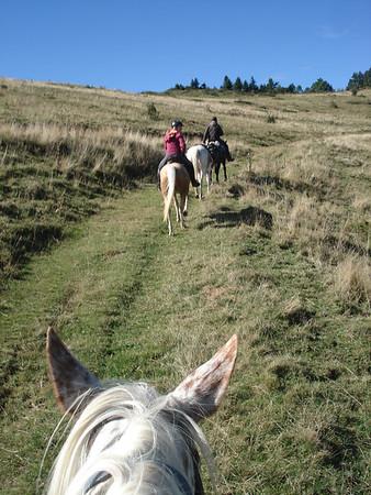 Paardrijvakantie Pyreneeën