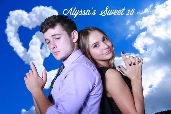 Allysa's Sweet 6