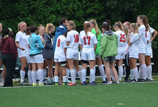 Varsity Girls Soccer:  GA vs Strath Haven