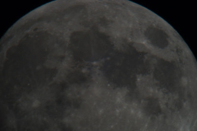 20130917 More Moon Shots with Long Lens
