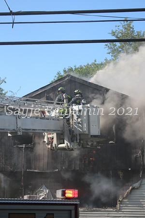 2nd Alarm - 486 Columbus Ave, Stratford, CT - 7/23/2021