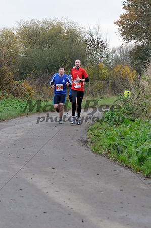 Brett Ashford Half Marathon and 10k (8km point...ish)