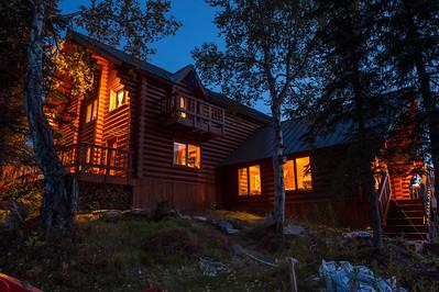 Alaska - Tordrillo Mountain Lodge