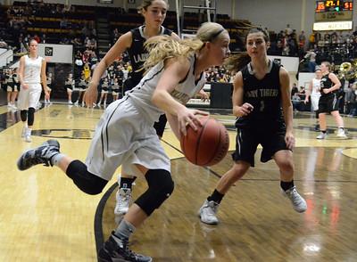 Basketball - LHS Girls 2015-16 - Willard
