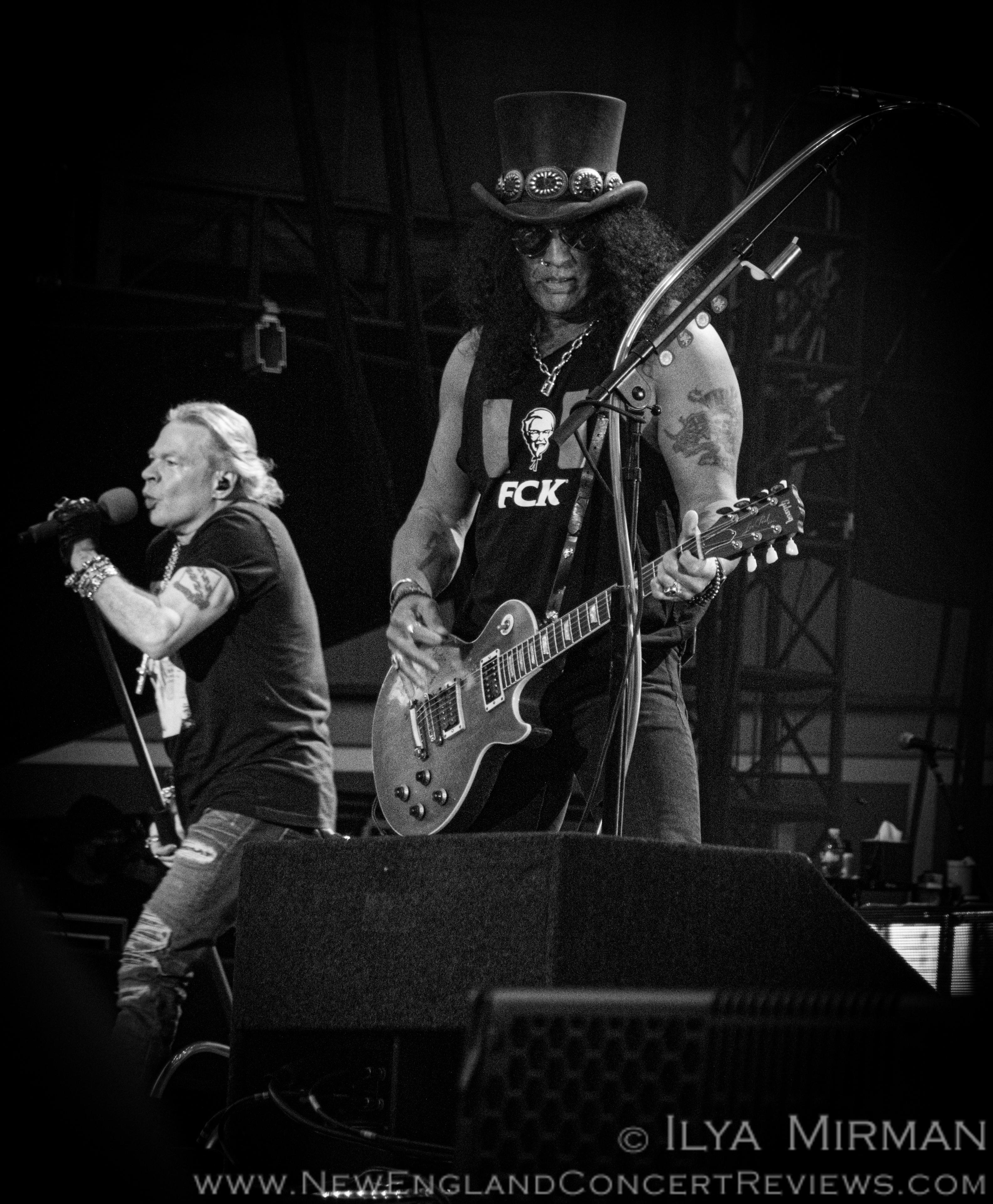 Guns N Roses at Fenway Park - MA