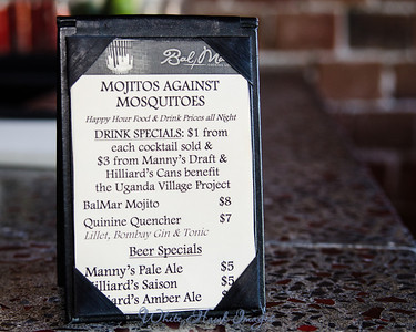 Mojitos Against Mosquitoes