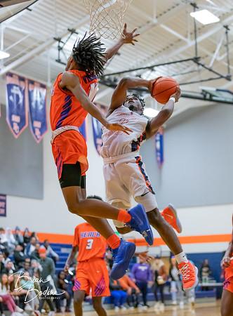 EC Basketball v. Rainier Beach (Varsity)