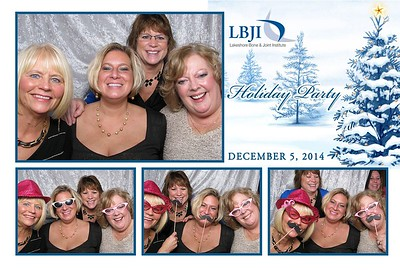 Lake shore Bone & Joint Institute - Holiday Party 2014