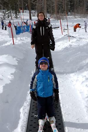 Charlie's 1st Ski Trip