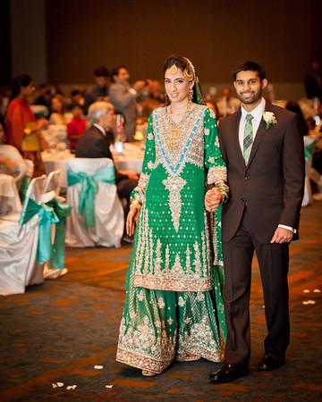 Nasrin & Ali Hanif Walima Reception