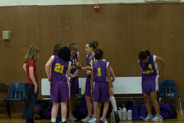 Varsity Girls Elem. Basketball Tournaments at Ferndale