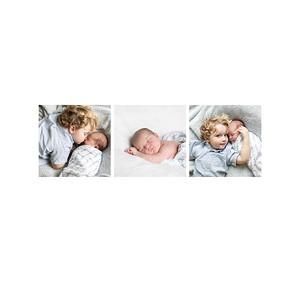 Newborn Family Photographs in Tierrasanta - Cece at home - November 2019