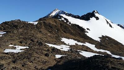Frenchy Peak Kenai Peninsula