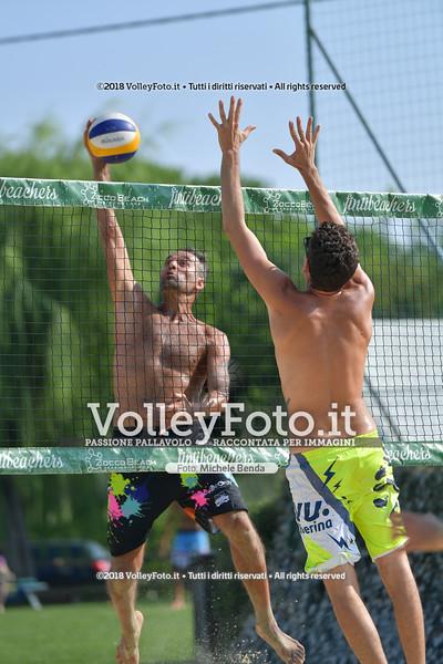 presso Zocco Beach PERUGIA , 25 agosto 2018 - Foto di Michele Benda per VolleyFoto [Riferimento file: 2018-08-25/ND5_8333]