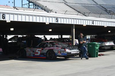 10-8-11 Martinsville Speedway Qualifying