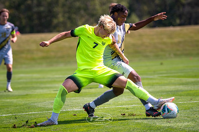 OU Men's Soccer vs. Purdue - Ft. Wayne 9/11/2021
