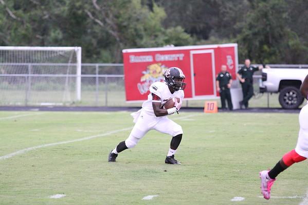 2015 Wildcat Football vs Saint Augustine