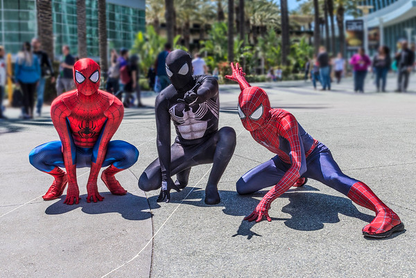 """COMIC CONS""  SAN DIEGO, ANAHEIM. LONG BEACH"