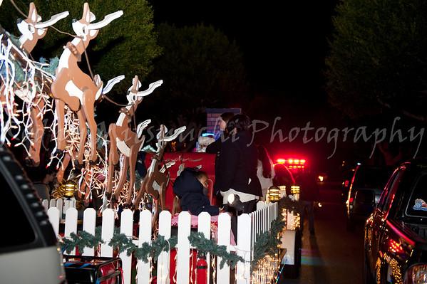 Santa Sleigh - 2013