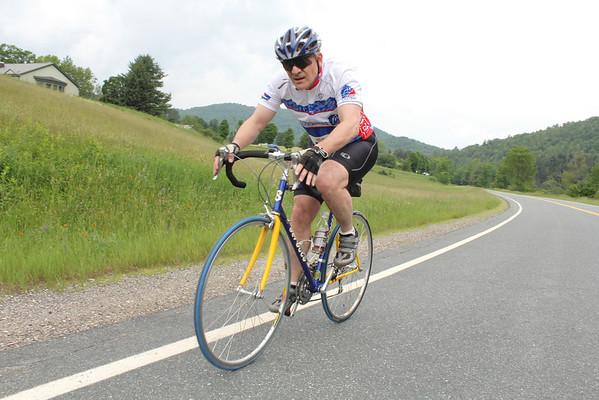 Long Trail Century Ride, 2013