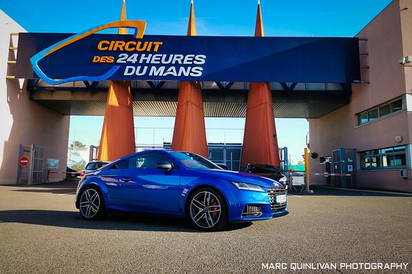 Audi TTS Le Mans 2019