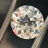 3.46ct Old European Cut Diamond GIA M, VS1 29