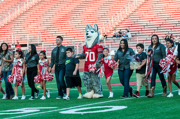 Sept. 15, 2017 - Football - Donna North vs Juarez-Lincoln - Homecoming_LG