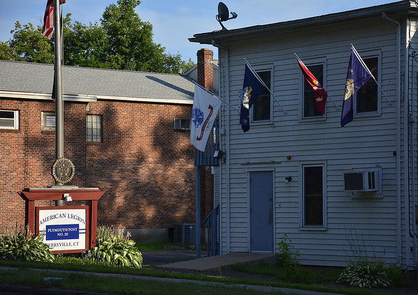 7/29/2015 Mike Orazzi | Staff American Legion Plymouth Post 20 in Terryville.