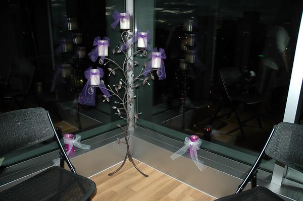 Purple Lady's Wedding