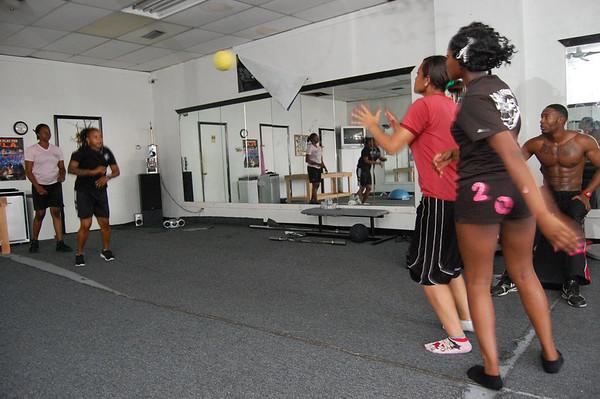 S & J Fitness - June 2011