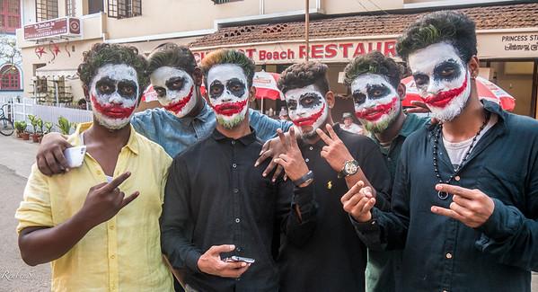 Fort Cochin Carnival